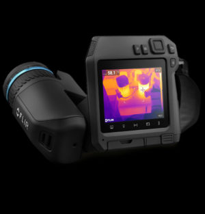 FLIR IR Cameras, EST and accessories
